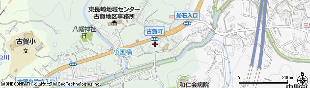福瑞寺周辺の地図