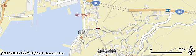 大分県佐伯市蒲江大字蒲江浦3380周辺の地図
