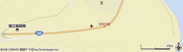 大分県佐伯市蒲江大字蒲江浦797周辺の地図