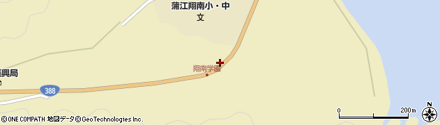 大分県佐伯市蒲江大字蒲江浦2339周辺の地図