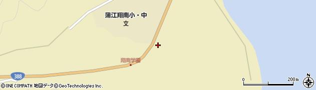 大分県佐伯市蒲江大字蒲江浦2150周辺の地図