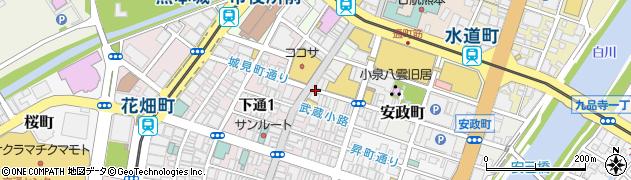 小山眼科クリニック周辺の地図