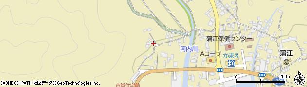 大分県佐伯市蒲江大字蒲江浦4452周辺の地図