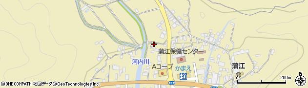 大分県佐伯市蒲江大字蒲江浦3542周辺の地図
