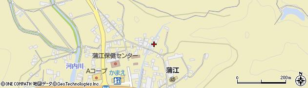 大分県佐伯市蒲江大字蒲江浦3506周辺の地図