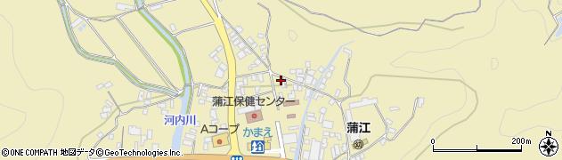 大分県佐伯市蒲江大字蒲江浦5101周辺の地図