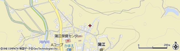 大分県佐伯市蒲江大字蒲江浦3509周辺の地図