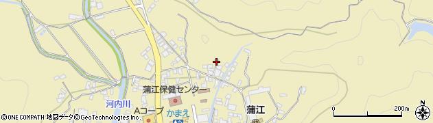 大分県佐伯市蒲江大字蒲江浦3512周辺の地図