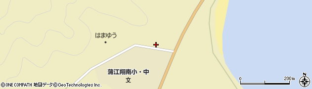 大分県佐伯市蒲江大字蒲江浦1339周辺の地図