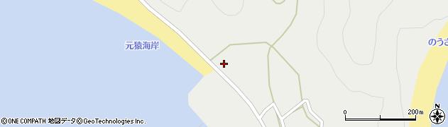 大分県佐伯市蒲江大字竹野浦河内1859周辺の地図