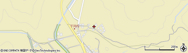 大分県佐伯市蒲江大字蒲江浦3810周辺の地図