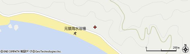 大分県佐伯市蒲江大字竹野浦河内2176周辺の地図