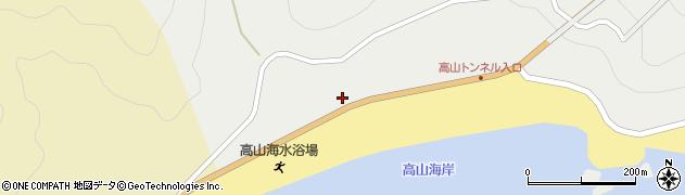 大分県佐伯市蒲江大字竹野浦河内2271周辺の地図