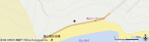大分県佐伯市蒲江大字竹野浦河内2320周辺の地図