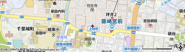 タイムズ仁王さん通第2周辺の地図
