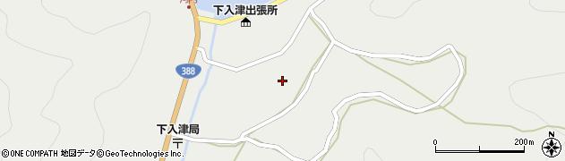 大分県佐伯市蒲江大字竹野浦河内932周辺の地図