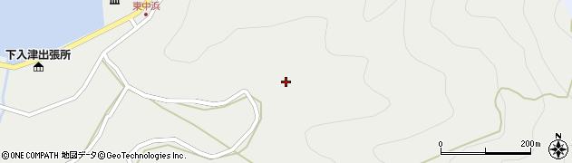 大分県佐伯市蒲江大字竹野浦河内1293周辺の地図