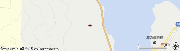 大分県佐伯市蒲江大字竹野浦河内175周辺の地図