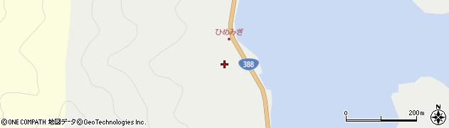 大分県佐伯市蒲江大字竹野浦河内146周辺の地図