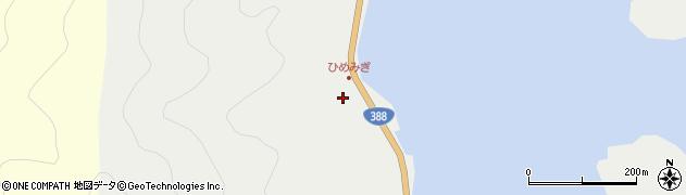 大分県佐伯市蒲江大字竹野浦河内118周辺の地図
