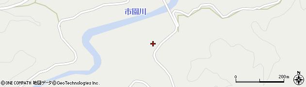 大分県佐伯市宇目大字重岡2371周辺の地図