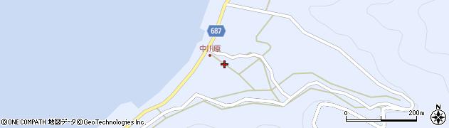 大分県佐伯市蒲江大字西野浦1712周辺の地図
