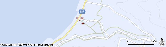 大分県佐伯市蒲江大字西野浦1717周辺の地図