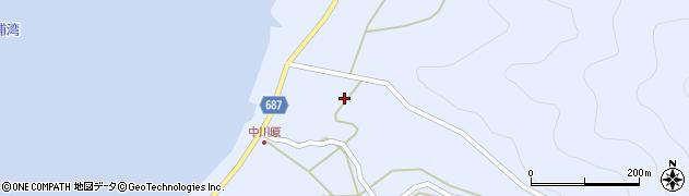 大分県佐伯市蒲江大字西野浦2031周辺の地図