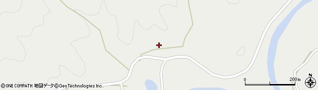 大分県佐伯市宇目大字重岡1968周辺の地図