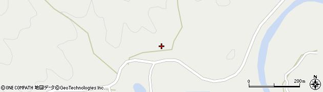 大分県佐伯市宇目大字重岡1933周辺の地図