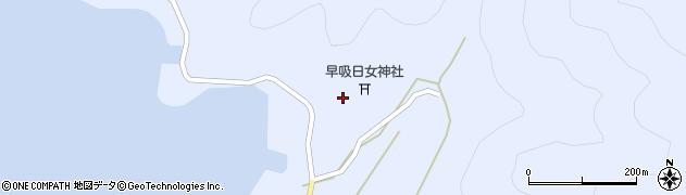 大分県佐伯市蒲江大字西野浦2429周辺の地図