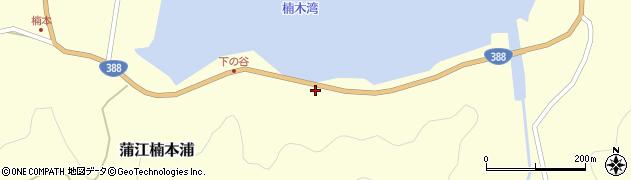 大分県佐伯市蒲江大字楠本浦936周辺の地図
