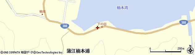 大分県佐伯市蒲江大字楠本浦914周辺の地図
