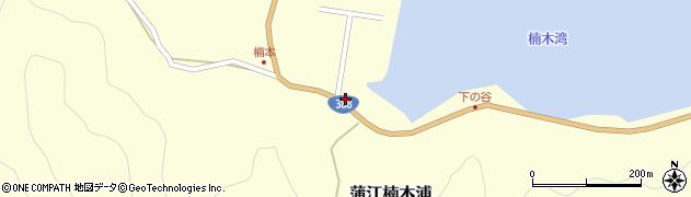 大分県佐伯市蒲江大字楠本浦828周辺の地図