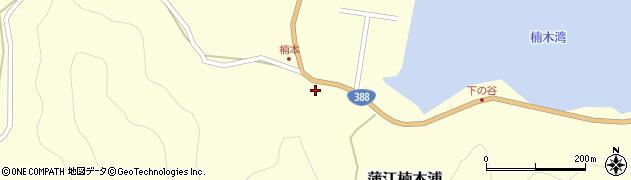 大分県佐伯市蒲江大字楠本浦815周辺の地図