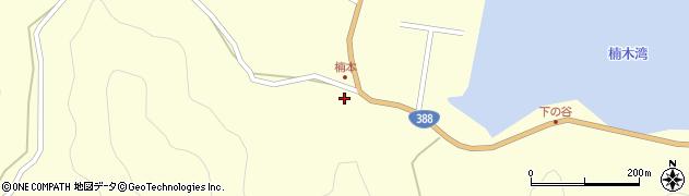 大分県佐伯市蒲江大字楠本浦795周辺の地図