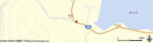 大分県佐伯市蒲江大字楠本浦813周辺の地図