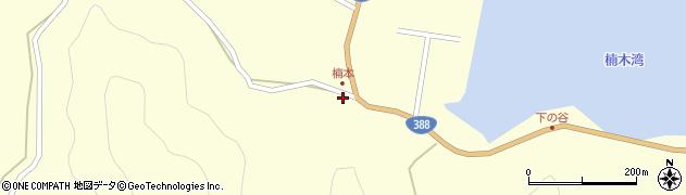 大分県佐伯市蒲江大字楠本浦797周辺の地図