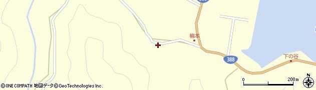 大分県佐伯市蒲江大字楠本浦720周辺の地図