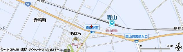 桃源寺周辺の地図