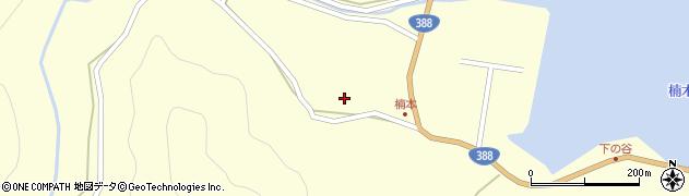 大分県佐伯市蒲江大字楠本浦654周辺の地図