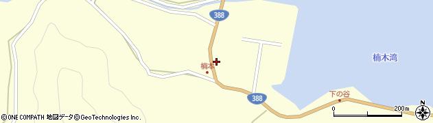 大分県佐伯市蒲江大字楠本浦685周辺の地図