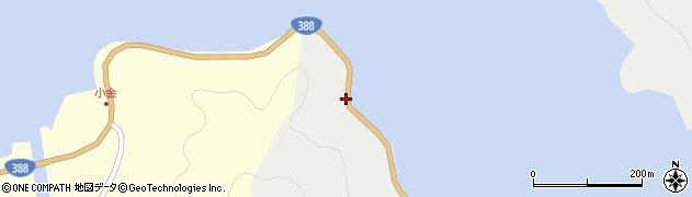 大分県佐伯市蒲江大字竹野浦河内1周辺の地図