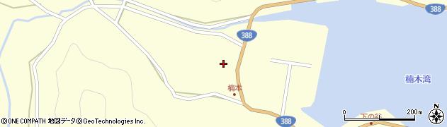 大分県佐伯市蒲江大字楠本浦699周辺の地図