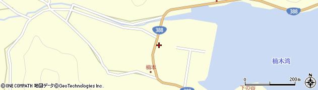 大分県佐伯市蒲江大字楠本浦670周辺の地図