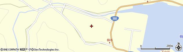 大分県佐伯市蒲江大字楠本浦657周辺の地図