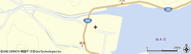 大分県佐伯市蒲江大字楠本浦668周辺の地図