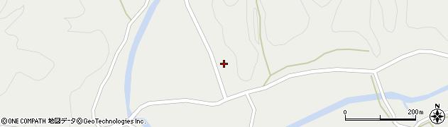 大分県佐伯市宇目大字重岡331周辺の地図