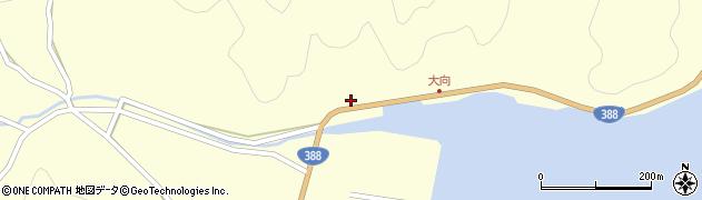 大分県佐伯市蒲江大字楠本浦98周辺の地図