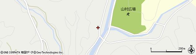 大分県佐伯市宇目大字重岡649周辺の地図